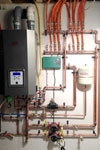 Is it art or a new tankless hot water system?